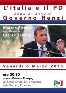 richetti italia pd gov renzi